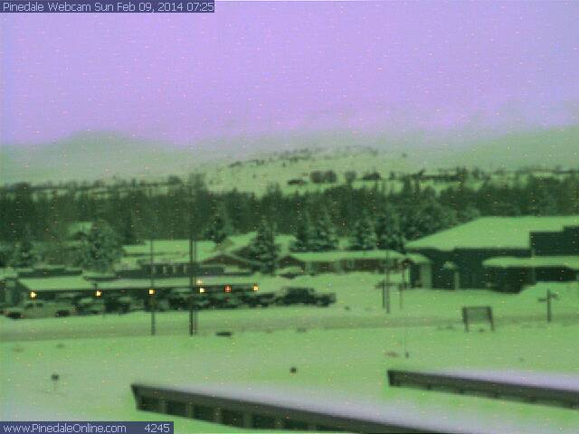 Pinedale Webcam, Pinedale Wyoming